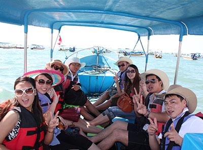 巴厘岛游玩