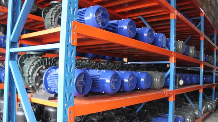 【耐酸碱磁力泵喜讯频频】昆山国宝再次走进张家港某环保科技公司
