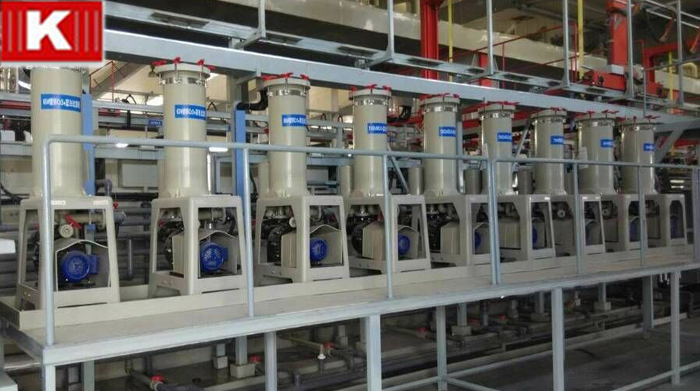<太仓舒展公司>废气污水处理找国宝耐酸碱电镀过滤机!