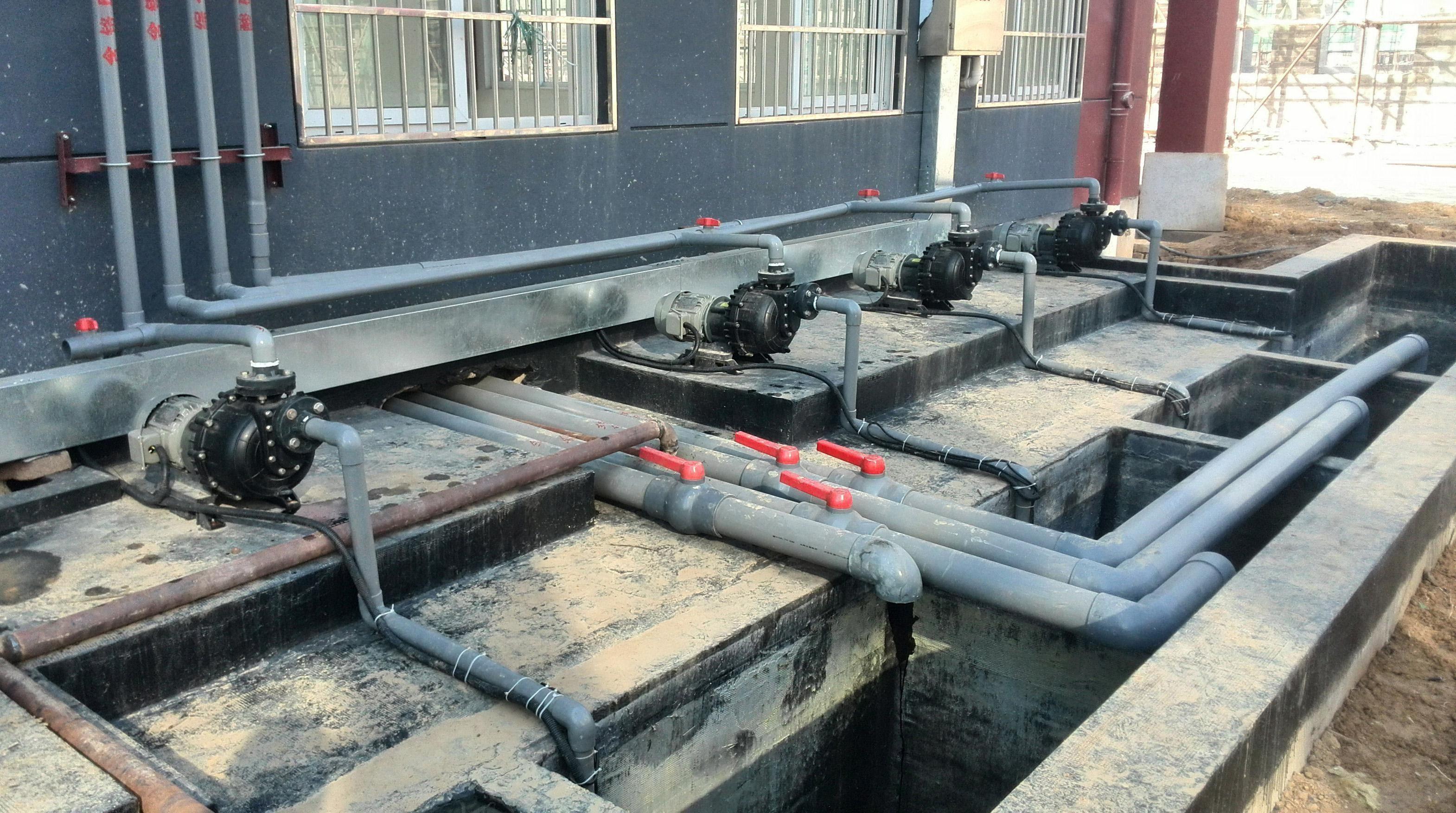 国宝污水处理泵的铁粉都是那些人?看看就知道