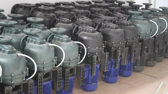 浙江大流量污水自吸泵-必选国宝