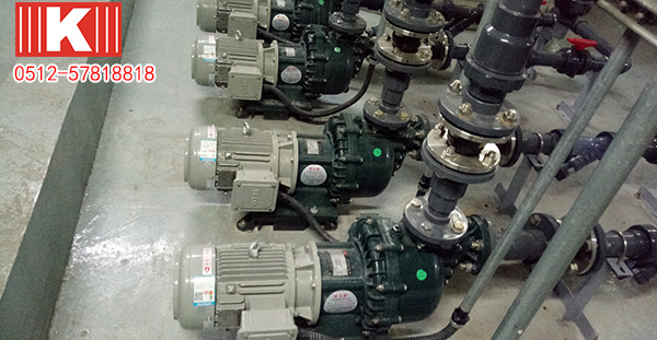 采购稀酸输送泵,和昆山国宝合作的3大原因