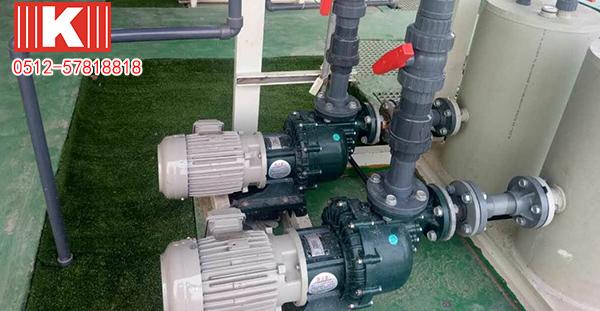 电镀废水处理泵