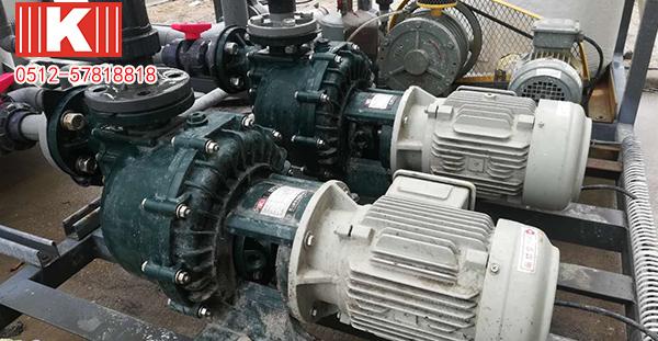 酸洗废水处理泵