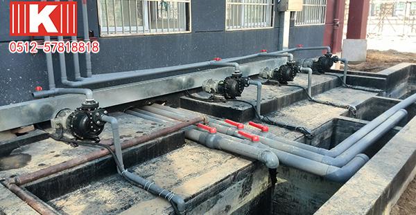 脱硫废水处理配套防腐泵