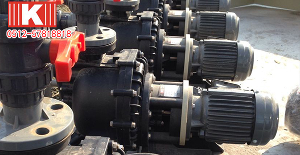 氨氮废水处理设备配套防腐泵