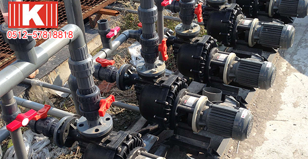 磷化废水处理的工艺与耐酸碱泵选用建议