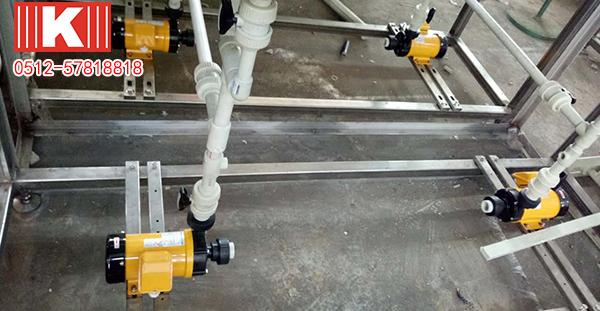 医疗废水处理配套防腐泵