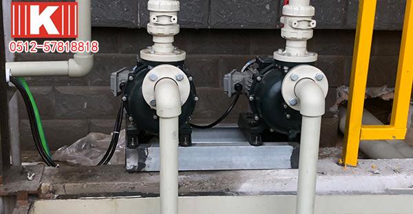 盐酸废水输送泵