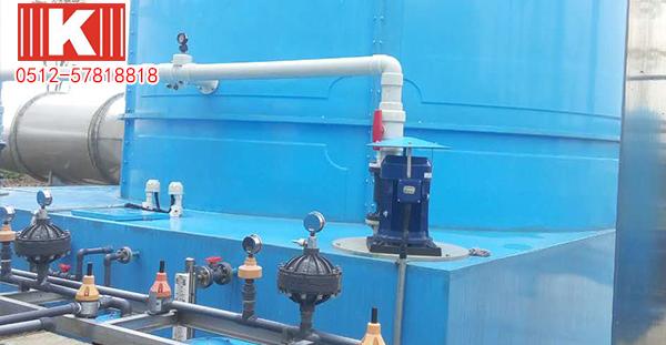 硝酸废水处理配套设备