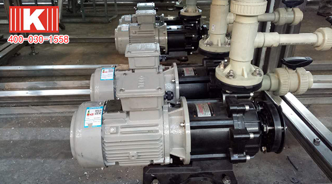 国宝水泵解读次氯酸钠卸料泵应该用什么泵合适