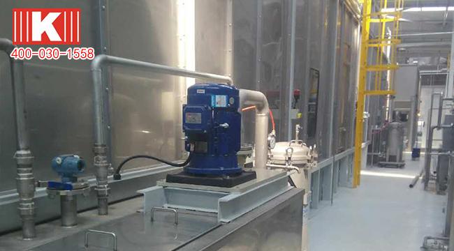 耐酸碱槽内立式泵用于污水输送处理