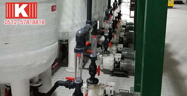 PP防腐泵的这3个配件可以解决水泵漏水的问题