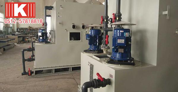 喷淋循环泵的正确安装方式,你知道吗?