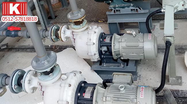 国宝耐酸自吸泵可以解决客户的这些问题