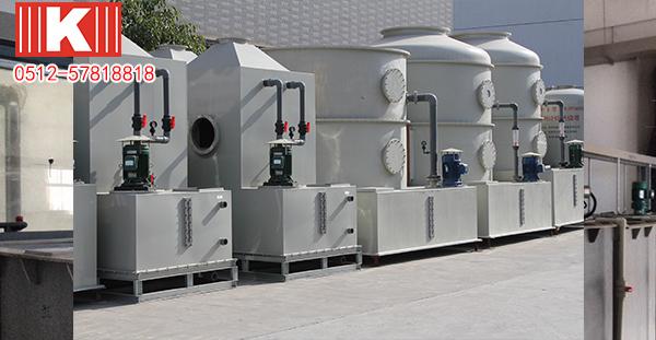喷淋泵选用昆山国宝耐酸碱立式泵——享受VIP专属服务!