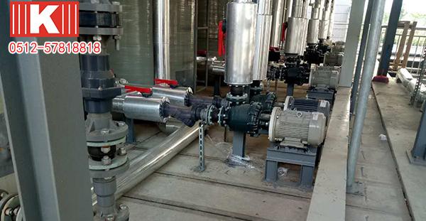 昆山国宝污水提升泵KB-50032NBH-CCH走进南通恒大