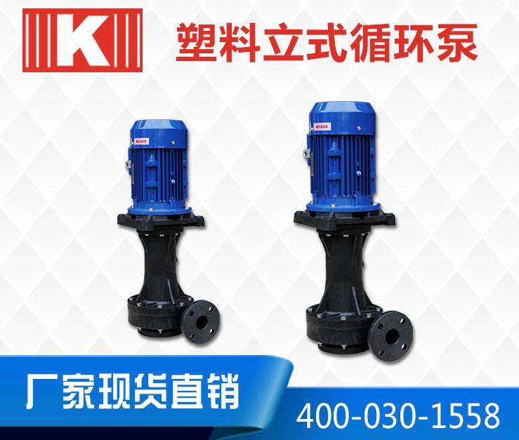 塑料立式循环泵