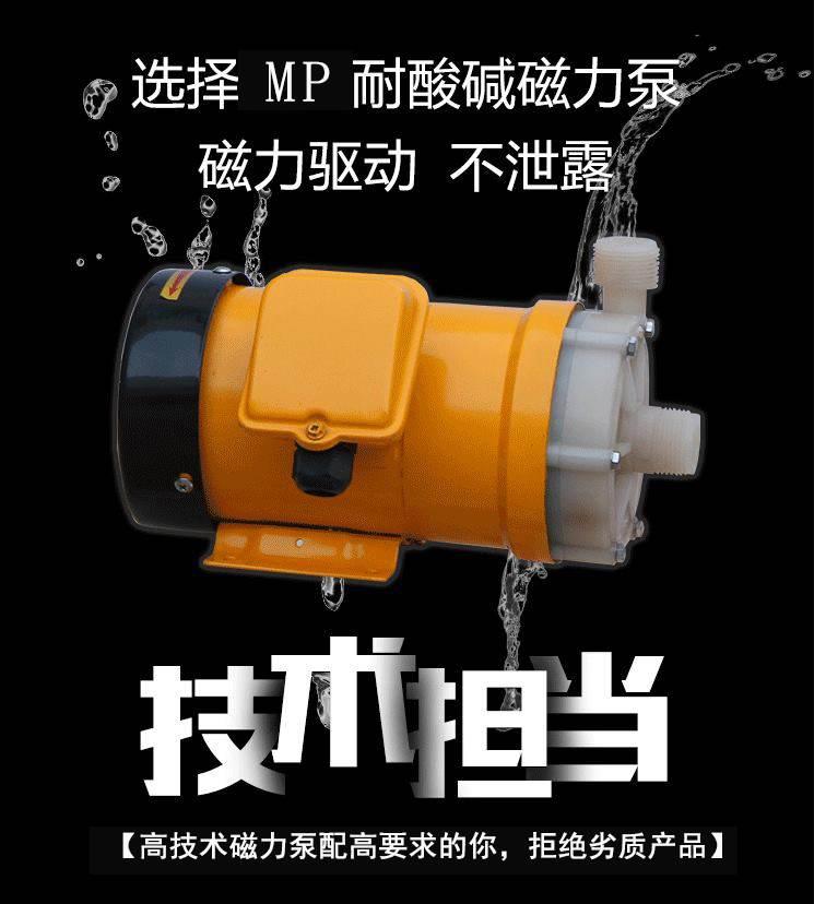 磁力泵6改