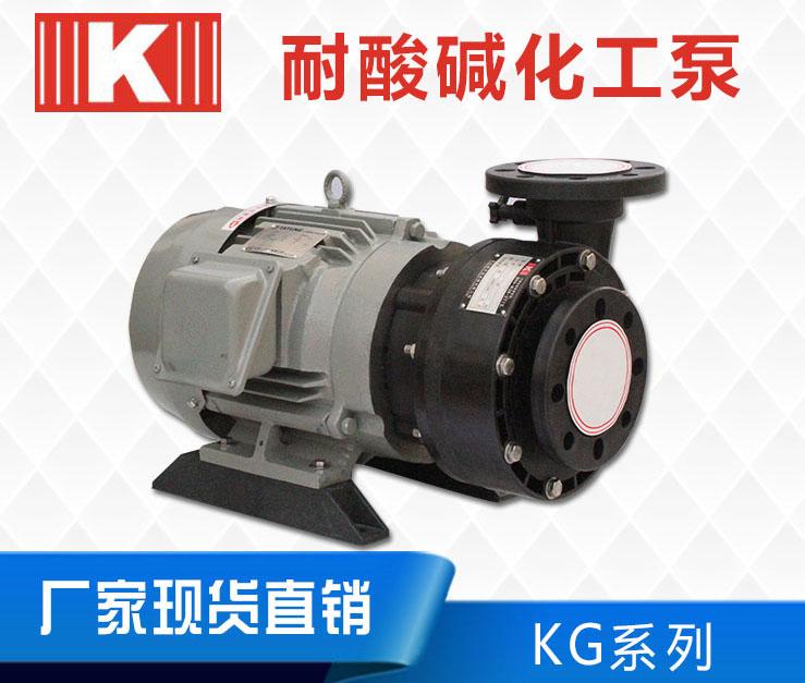 国宝KG化工泵
