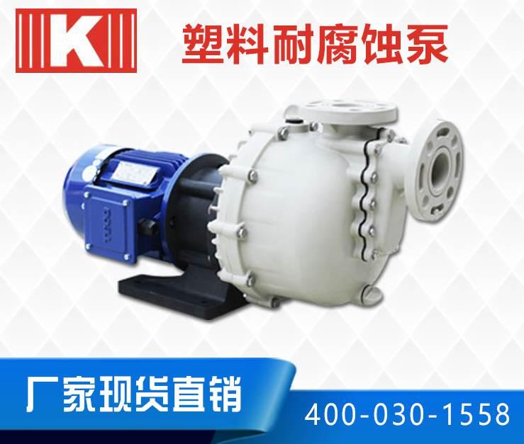塑料耐腐蚀泵