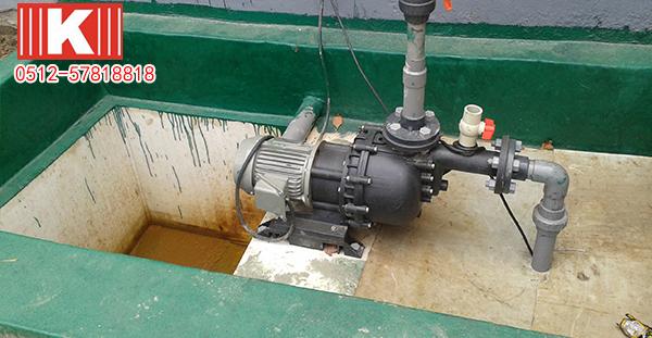 镀层漂洗废水泵