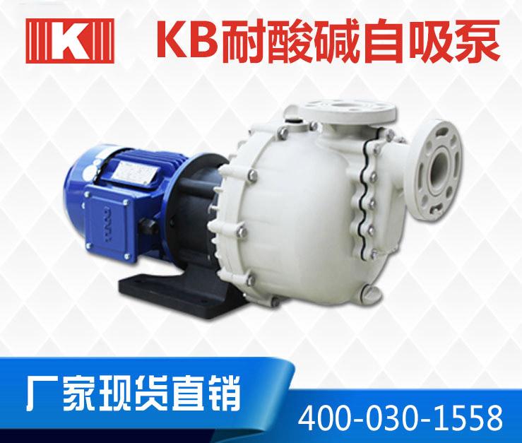 耐酸碱自吸泵KB系列