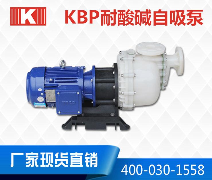 耐酸碱自吸泵KBP系列