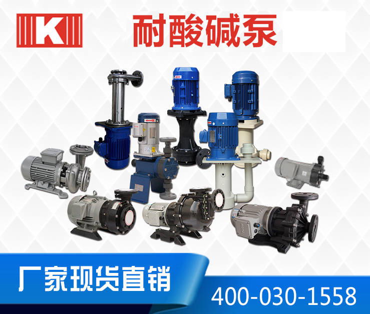 国宝耐酸碱泵